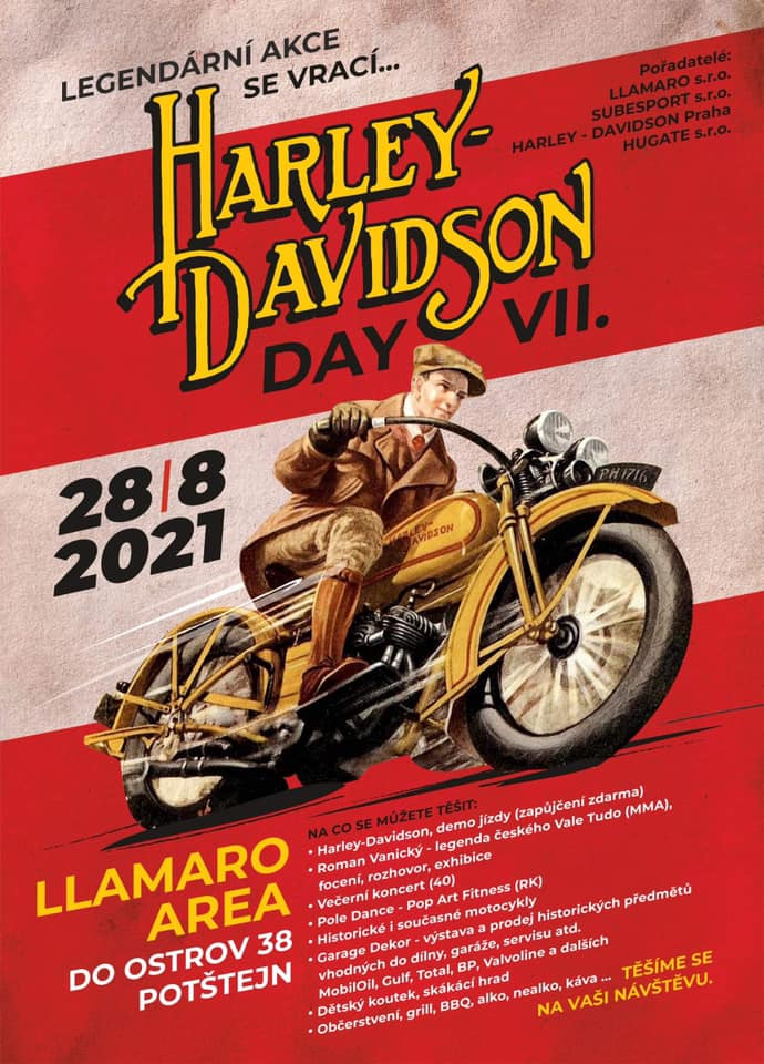 HARLEY-DAVIDSON DAY vol. 7