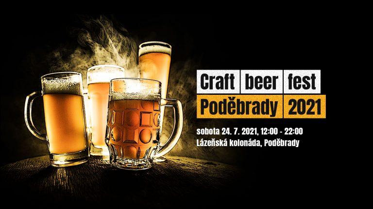 Craft Beer Fest Poděbrady